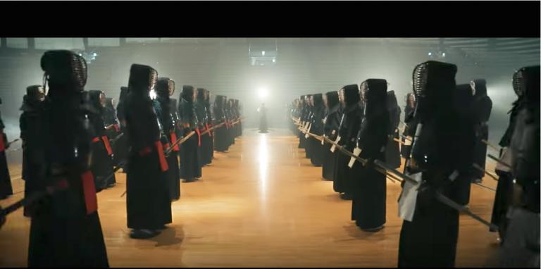 ガンダム,剣道,動画