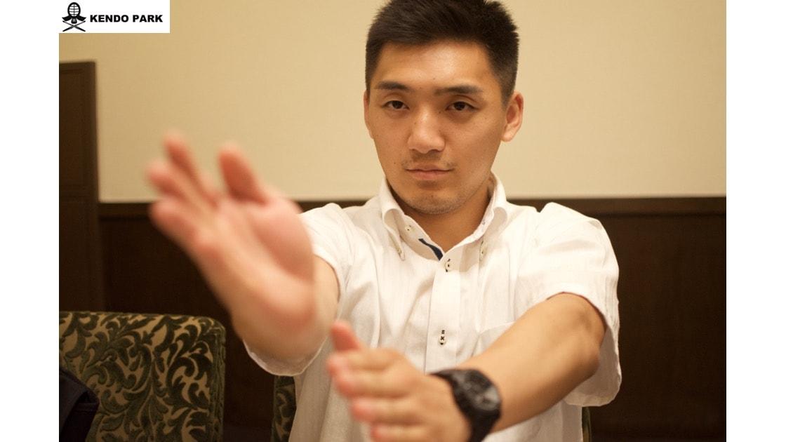 '15世界剣道選手権日本代表 村瀬諒03