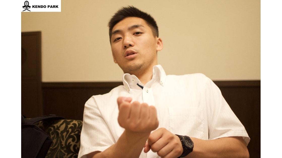 '15世界剣道選手権日本代表 村瀬諒05