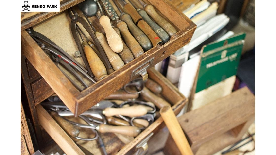 大和武道具製作所 工具