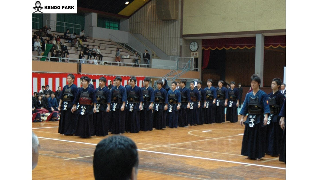 早慶対抗剣道試合