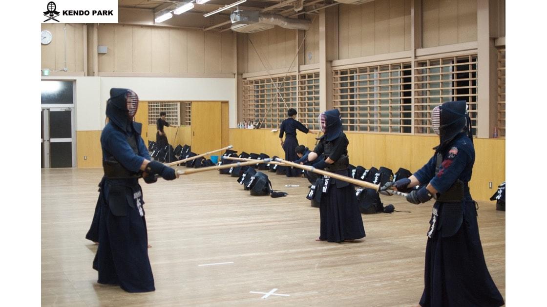 関東学院大学剣道部