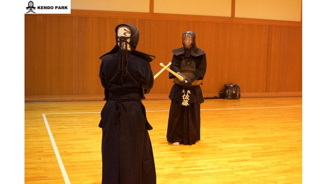 剣道八段佐藤誠