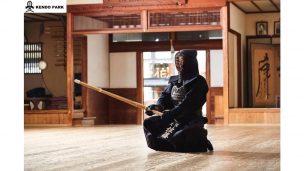 剣道教士八段佐藤誠