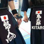 【剣道初心者が国際大会で優勝するまで】あおさのみそしる ゆうと&キタロー(2)