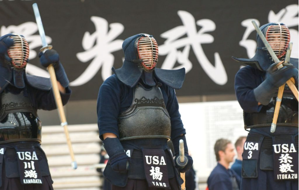 剣道米国代表