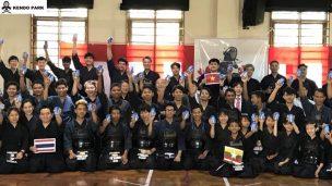 出崎忠幸 ミャンマー ヤンゴン日本人会剣道部