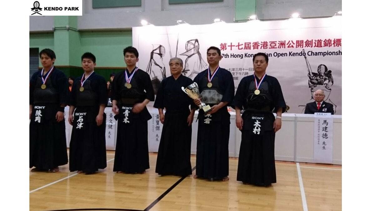 香港オープン剣道