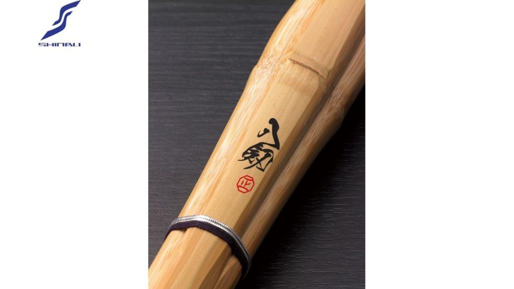 正八角胴張型竹刀【八劔】