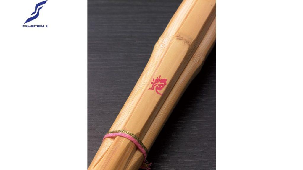 女性用並製古刀竹刀【艶】
