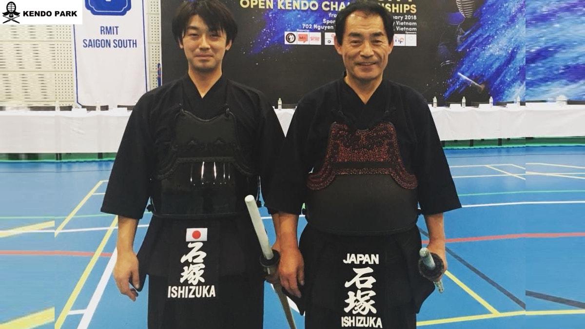 石塚 剣道