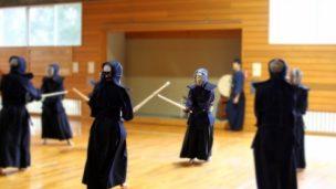 中学生剣道