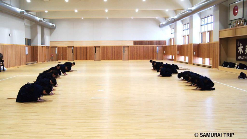 福岡,剣道体験