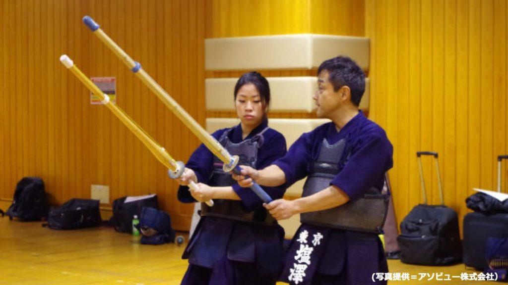 シオザワ 剣道 実業団