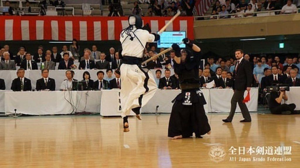 韓国,剣道