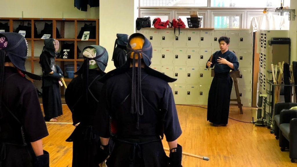 日体荏原,貝塚,剣道