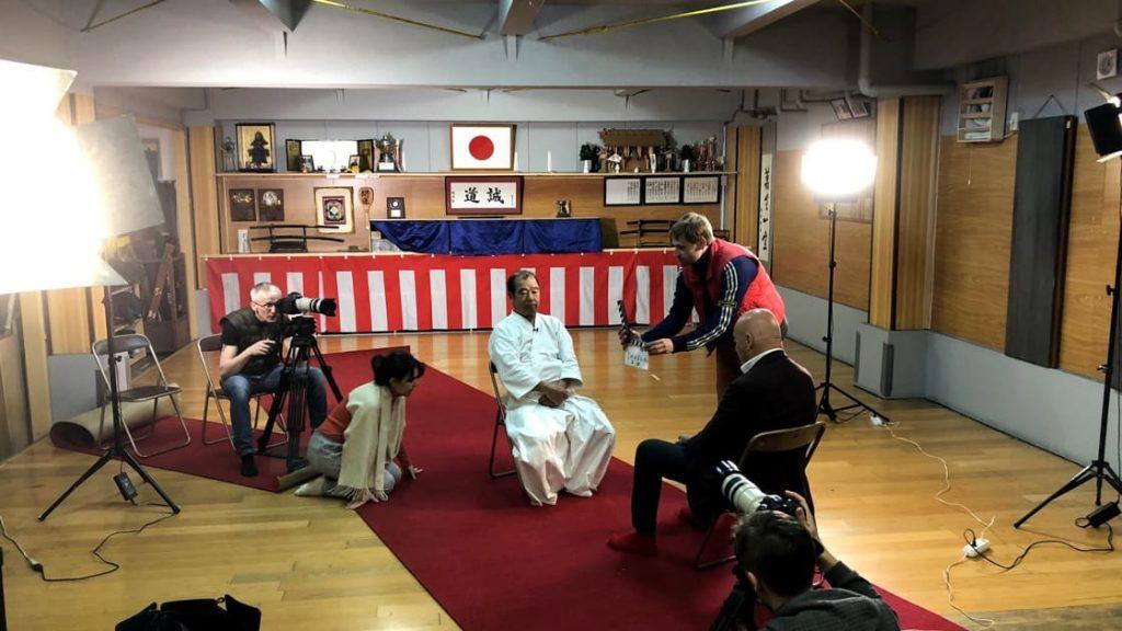 ロシア,剣道,テレビ
