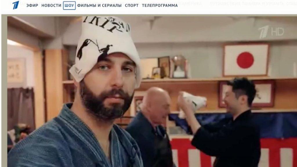 ロシア,剣道,テレビ,海外,武道ツーリ