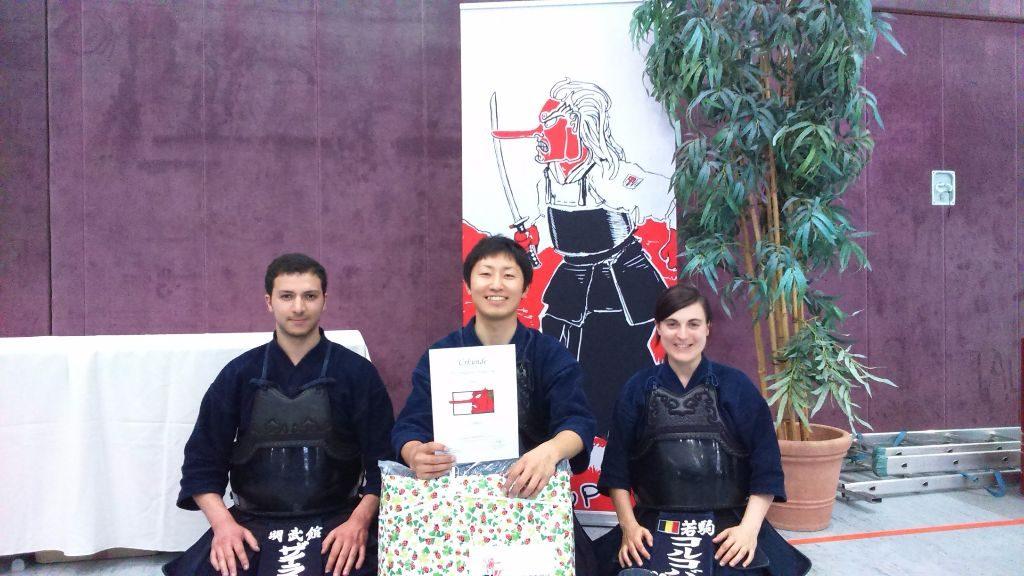 剣道,ヨーロッパ,欧州