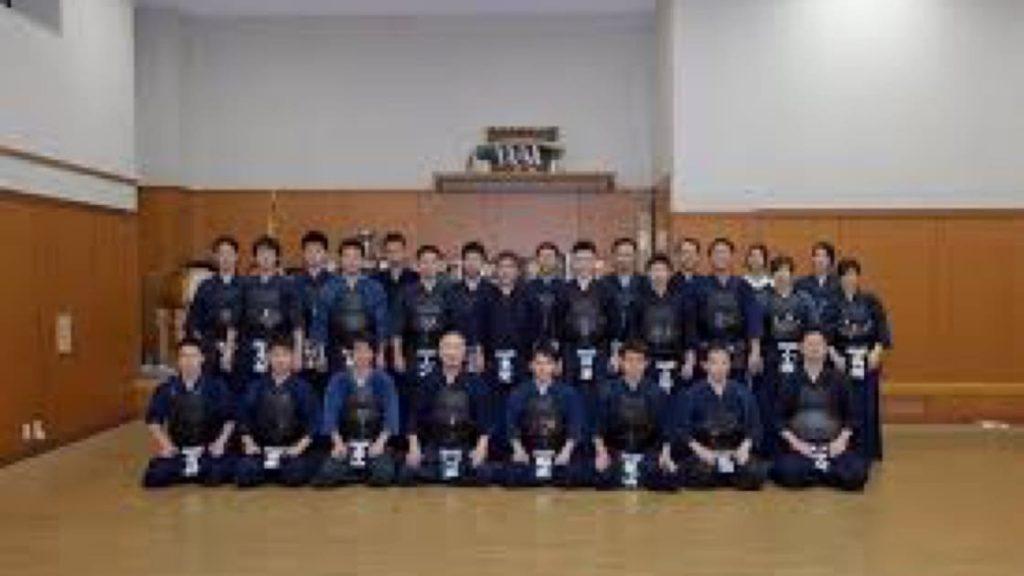 実業団剣道