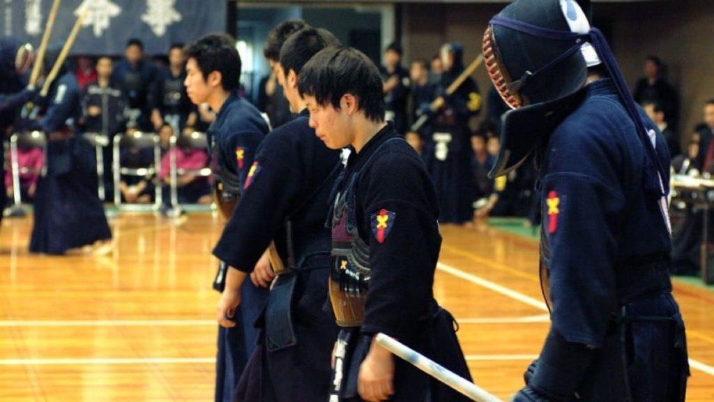 慶應高校,剣道