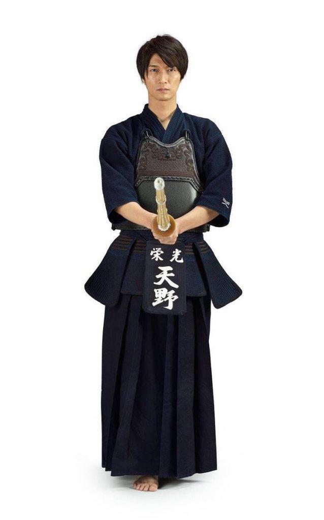 剣道,天野浩成,芸能人
