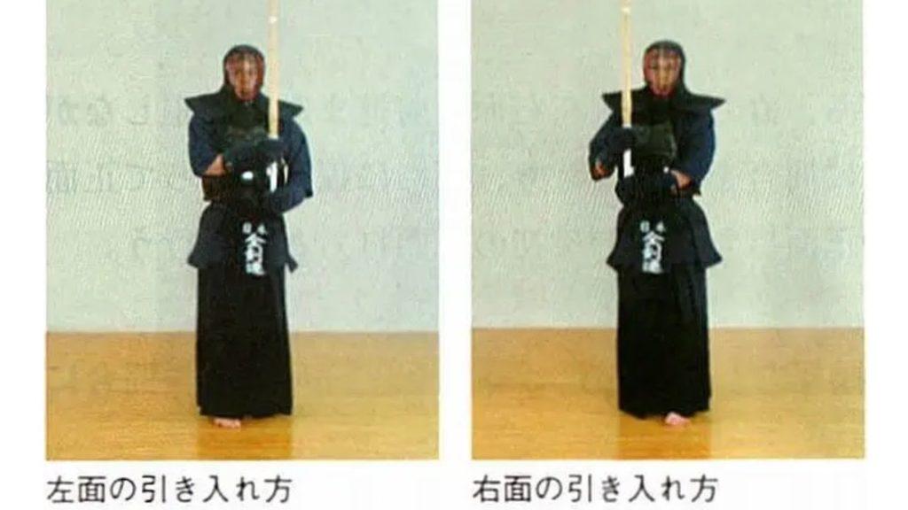 切り返し,受け方,剣道