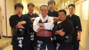 剣道,芸能人,著名人,政治家,アスリート