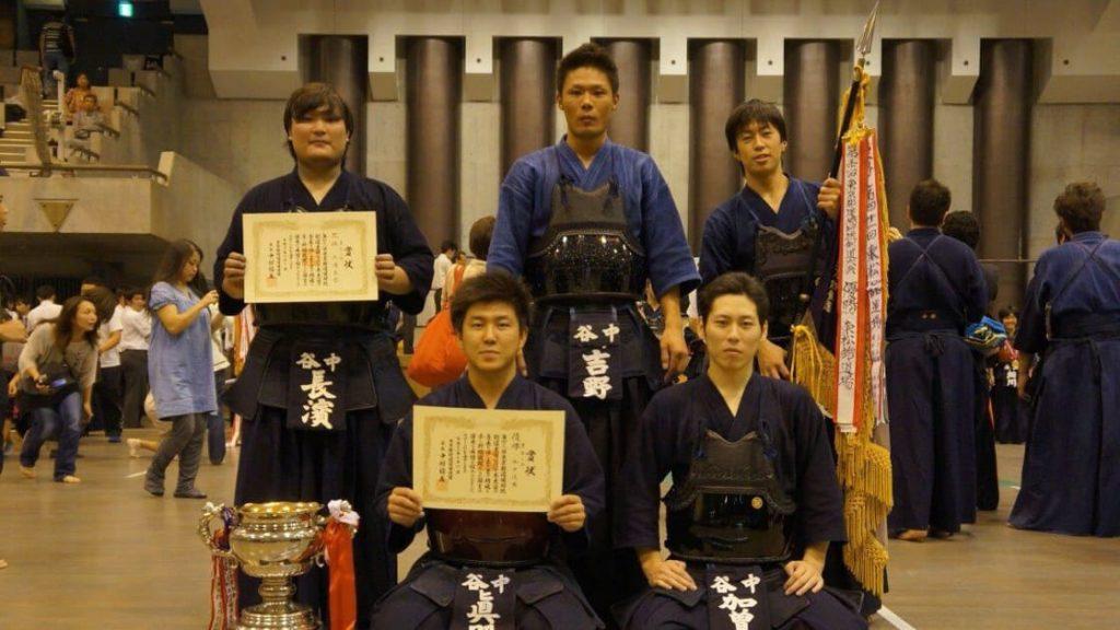 吉野,明治,剣道,キックボクシング,本庄第一