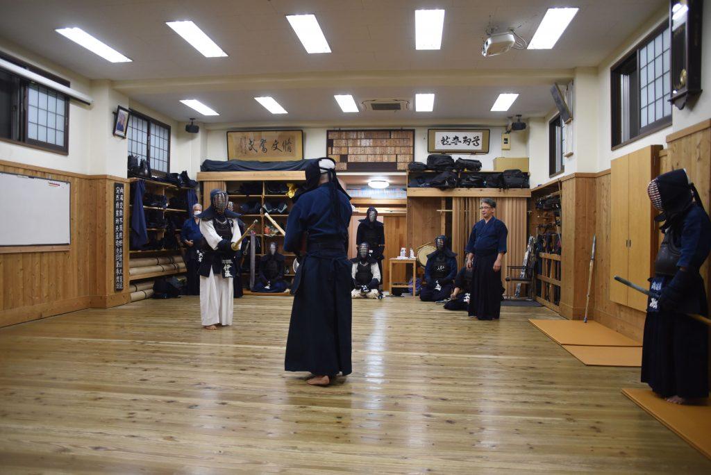 剣道,オンラインサロン,剣道イノベーション研究所,岡田守正,八段,尚道館,剣道日本
