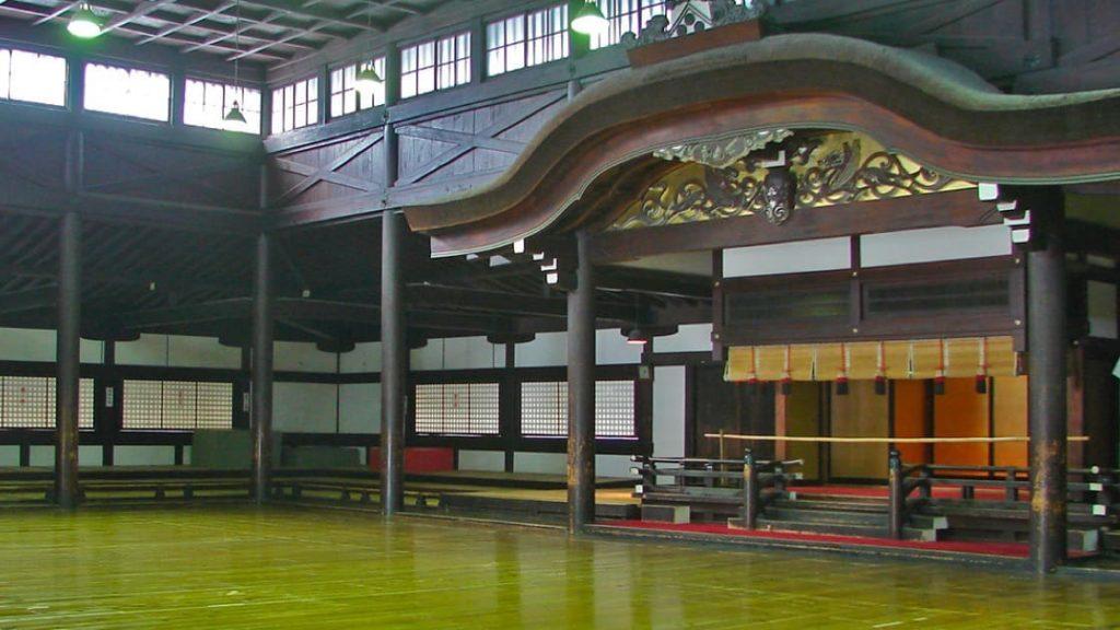 剣道,大日本武徳会,武徳殿,京都