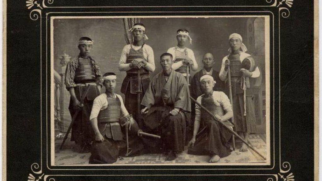 剣道,江戸,武士,剣術,歴史