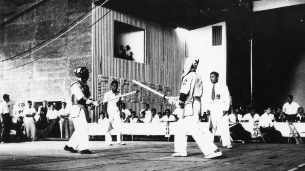 剣道,明治,しない競技,撓競技,竹刀競技